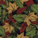 Christmas Cone Print